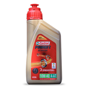 Castrol Power 1 Scooter 0.8 L