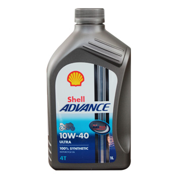 Shell Advance Ultra 10W40 1L